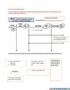 Interactive worksheet BES-Main Idea (Slave to Sharecropper) 2