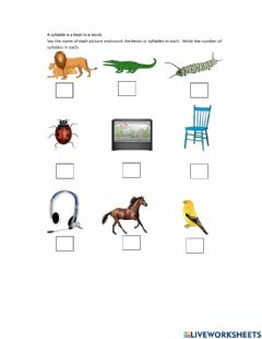 Interactive worksheet Reading Skills