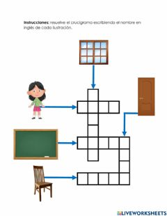 Interactive worksheet In the classroom 1 - 1.9.1°