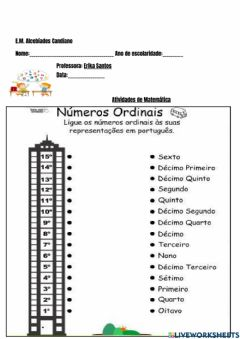 Interactive worksheet E.M. Alcebíades Candiano