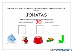 Interactive worksheet Som inicial