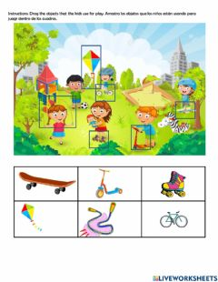Interactive worksheet My sports day