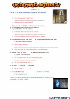 Interactive worksheet Dodson hall chapter 3