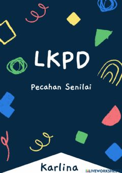 Interactive worksheet Pecahan Senilai