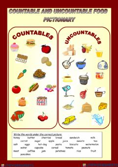 Interactive worksheet Year 4: eating right
