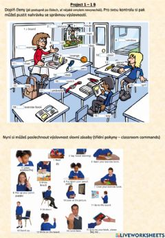 Interactive worksheet Project 1 - 1B