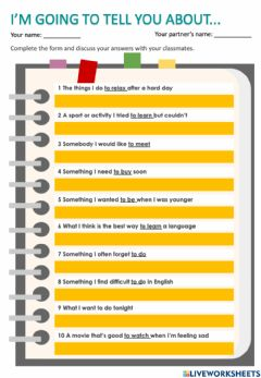 Interactive worksheet I'm going to tell you about...