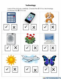 Interactive worksheet Technology and uses